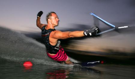 SansRival - water skiing - water ski - mono ski - handle masterline