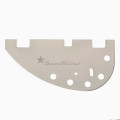 SansRival - aluminium fin - waterski - watersport