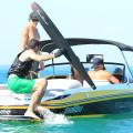 SansRival – waterski – boat