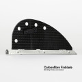 SansRival – carbonfibre finblade – waterski – watersport