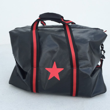 SansRival bag black red water sport equipment accessories