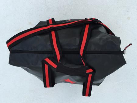 SansRival bag black red water sport equipment