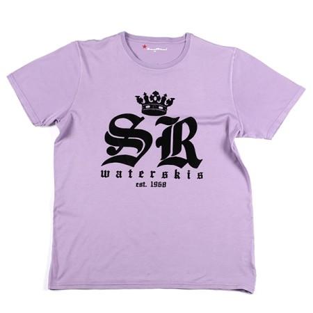 SansRival - t-shirt - waterskis - king - color lila