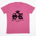 SansRival - t-shirt - waterskis - king - color pink