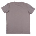 SansRival – t-shirt – skull – color dark grey – back