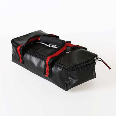 SansRival - toolbag - size small - watersport - accessory - color black red - front