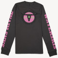 SansRival - shirt - long sleeve - waterskis - bull - race rider academy - color black