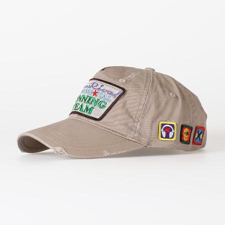 SansRival - cap winning team - color sand