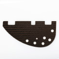 SansRival - carbon fin - waterski - watersport