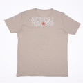 SansRival – t-shirt – mask – waterski team – color sand – back