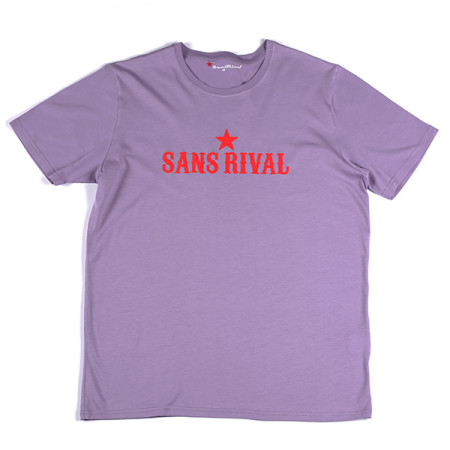 SansRival - t-shirt - peace - waterski club Saint Tropez France
