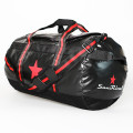 SansRival - sportbag - accessory - watersport - color black - red star