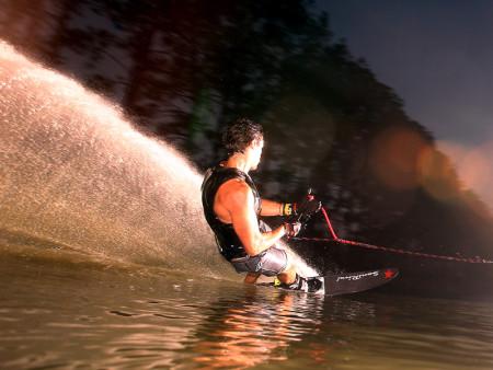 SansRival - SR2 Freeride - waterski - watersport - action