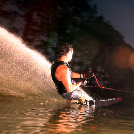 SansRival - SR2 Freeride - waterski - watersport - action
