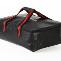 SansRival - toolbag - size M - square - watersport - accessory - color black red